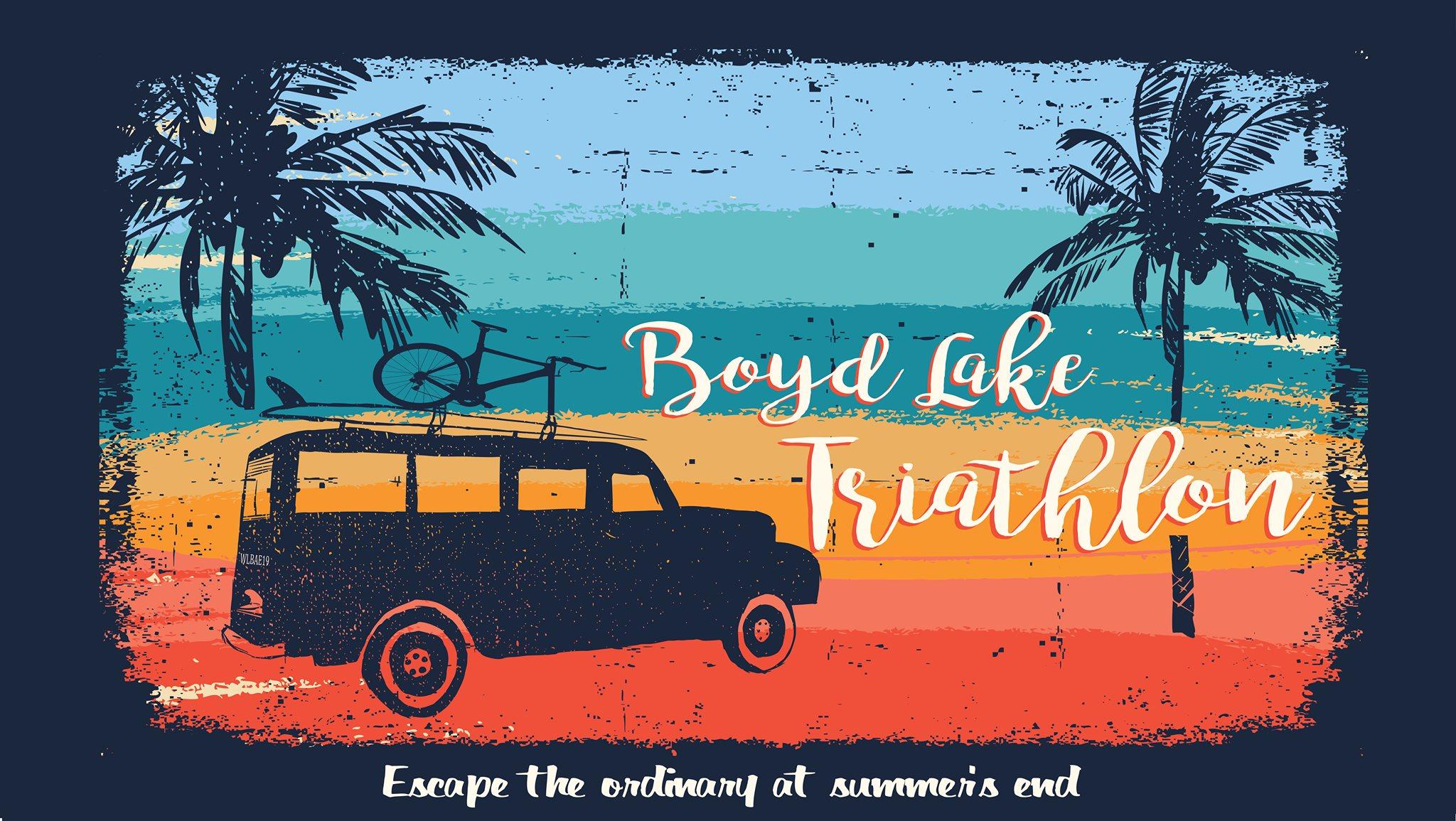 The Boyd Lake Bash Multisport Festival