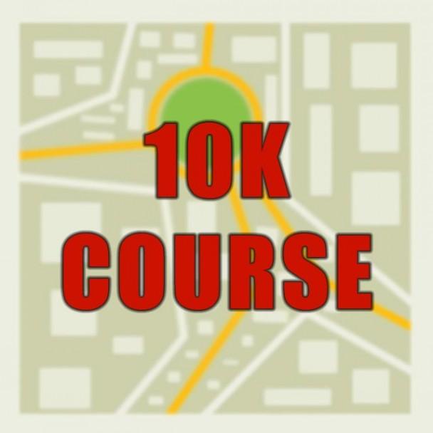NOCO Half Marathon & 10K Course Map